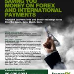 STOP THE BANKS FROM CASHING IN ON YOUR INTERNATIONAL MONEY TRANSFERS!