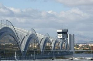 Spain has fifty-two airports. Germany, with almost twice the population, 81 million people, has just 19.
