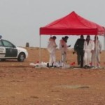 HALF-BURIED HUMAN REMAINS FOUND ON TORREVIEJA CLIFF TOP