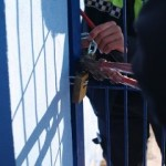 LOCKED OUT OF SCHOOL IN TORREVIEJA