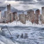 GLOBAL WARMING MAY WIPE OUT BENIDORM