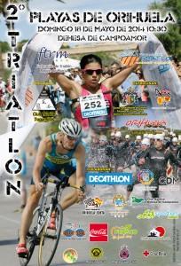 20140513 - TRIATHLON RETURNS TO THE ORIHUELA COSTA THIS WEEKEND