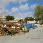 ANGER AT FILTHY STATE OF ORIHUELA COSTA