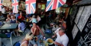 Benidorm has once again come out tops as the fastest growing destination among British holidaymakers