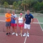 Campoamor tennis runs all year, with 3 social doubles sessions an adult group coaching session, holiday junior sessions and individual coaching on a weekly basis
