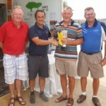 Mick the Grip with Pablo Riestra, Staff Hurlin and Mike Probert