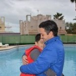 FALSELY ACCUSED FATHER REUNITED WITH HIS SON