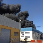 Fire in Catral Shoe Factory Causes Extensive Damage