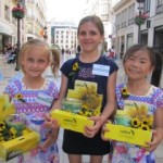 CUDECA ANNUAL SUNFLOWER CAMPAIGN 2015