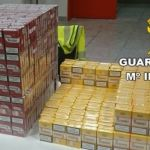 Clamp Down on Tobacco Carriers at Alicante-Elche