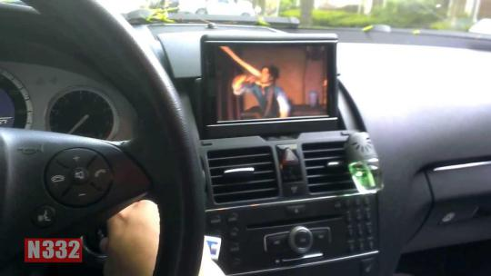 Gps_Illegal used as dvd player
