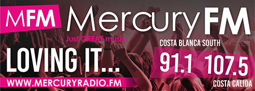 Mercury FM Radio Spain